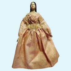 Little Paper Mache Milliners Model Doll