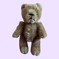 Early Mohair Teddy bear 6 inches