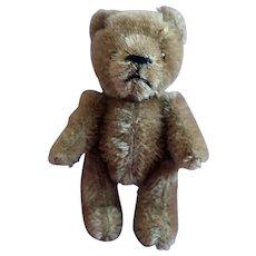 Early Mohair Teddy bear 6 inches