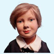 Effanbee American Child Boy Doll Dewees Cochran