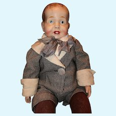 American Composition Boy Character Doll