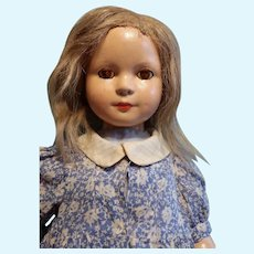 Effanbee American Child Girl Doll Dewees Cochran