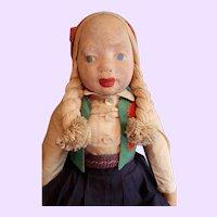 International WPA Doll all original