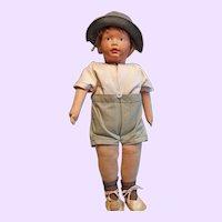 KamKin Doll in original green shorts and top