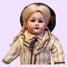 1078 Simon Halbig Bisque Dolly
