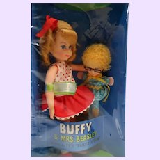 Buffy and Miss Beasley in original box