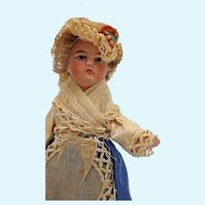 French little All bisque Lanternier