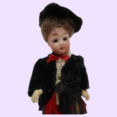 Walther and Sohn Bisque Doll Factory original