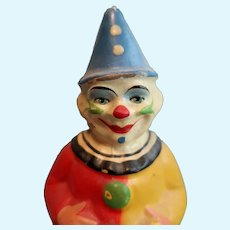 Roly Poly Paper mache Clown