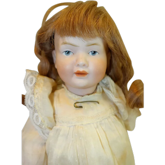Kley and Hahn 536 Bisque Character Doll