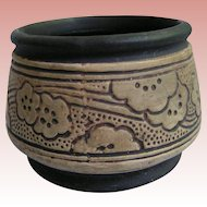 Weller Claywood 1910 bowl
