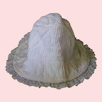 1970's Girl's Beach Hat, Connie's Acapulco
