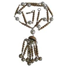 Coro 24 inch Necklace / pendant