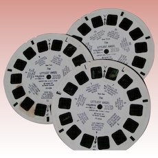 """""""Littlest Angel"""" View Master Reel set with booklet"""