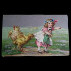 Easter Postcards; early 1900's postmarks, Pennsylvania; Germany / USA