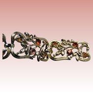 Coro Bling Bracelet; day or evening wear