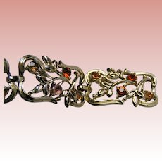 Coro Bling Bracelet; day or evening wear
