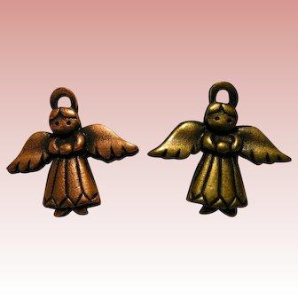 "Petite Angel Pins; Jonette JJ ""twins"""