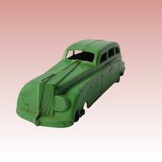 TootsieToy 4 door, 8 window diecast Sedan