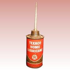 Texaco Home Lubricant oiler
