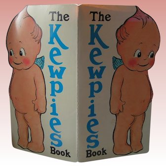 The Kewpies Book; Rose O'Neill, 1983 edition