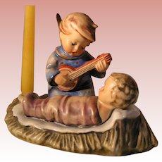 Lullaby Hummel, Goebel figural candleholder