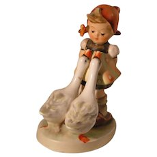 Goose Girl Hummel, Goebel, four inch