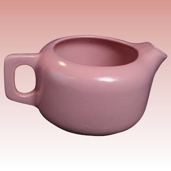 Coors Pottery Mello Tone Mid-century Creamer