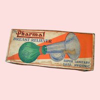 Pharmal Breast Reliever in original box