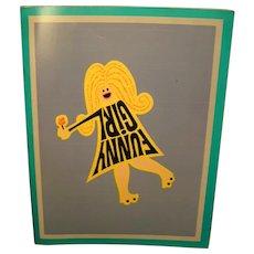 Funny Girl 1968 Original Souvenir Movie Program