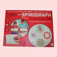 Original 1967 Spirograph No.401 by Kenner