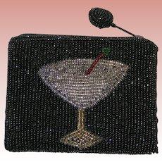 Beaded Evening Mini-clutch purse
