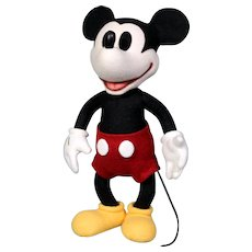 R. John Wright Mickey Mouse, MIB