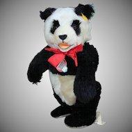 Steiff Mohair Panda Bear 1938 Replica