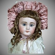 Fine Quality Closed Mouth DEP Bebe, Great  Wig, Size 11