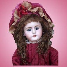 Simon Halbig 979  Character Child Doll, 22 inches