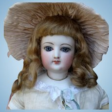 Chloe ~ (Size 6-7) Blond Mohair Wig