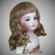 Chloe ~ (Size 7-8) Blond Mohair Wig