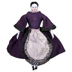 All Original Fine Kinderkoph China with hoop Skirt, 7.5 inches