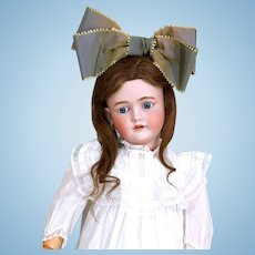 Large Simon Halbig Victorian Child, 29.5 inches