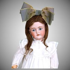 Large Simon Halbig Victorian Child, 29.5 inches