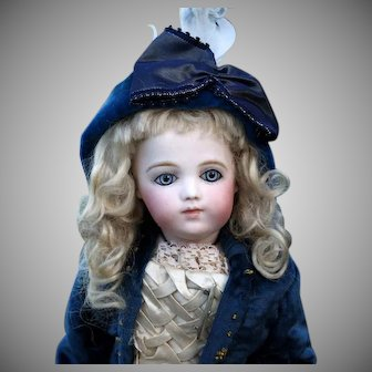 Petite Bru Brevete ~ Early Model with Tongue Tip, 12.5 inches