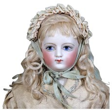 Painted Eye Barrois French Fashion Doll