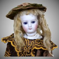 Uncommon Dehors French Fashion Doll with Bisque Arms