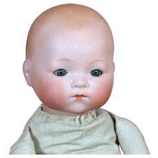 """AM 341 German Bisque Dream Baby, 12"""""""
