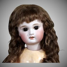 "Sonneberg ""Belton-type"" Child Doll ~Jumeau Lookalike by Limbach"