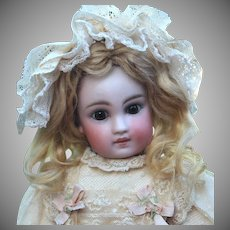 "Sonneberg ""Belton"" Child Doll ~ French Look, 11.75 inches"