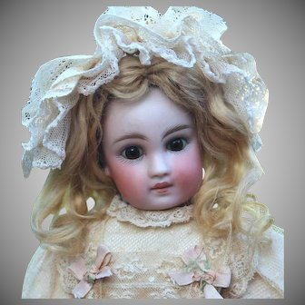 """Sonneberg """"Belton"""" Child Doll ~ French Look, 11.75 inches"""