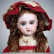1907 Jumeau size 6 in Original Clothing! 18 inches
