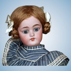 Sweet Kestner 168 Child Doll, 17 inches